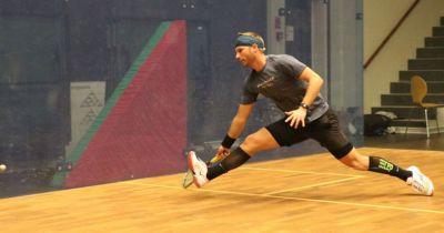 International topsquash i Kolding d. 1.-3. oktober