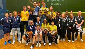 Herlev/Hjorten og Birkerød er danmarksmestre for hold 2021