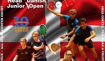 HEAD Danish Junior Open