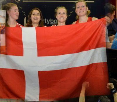 Damelandsholdet 2015