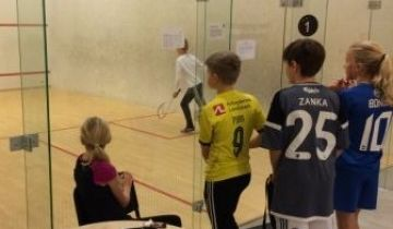 Dansk Squash afholder skoleturnering med 104 deltagere