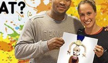 Findes Danmarks bedste holdkammerat mon i Squash?