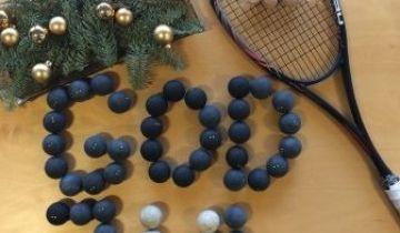 Glædelig jul og godt Nytår til hele Squash DK
